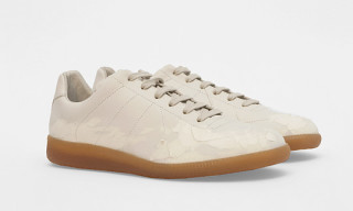 "Martin Margiela Replica Sneakers ""Paper Application"""