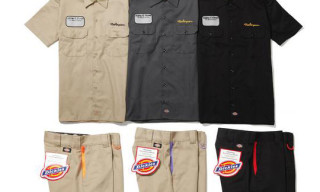 Masterpiece x Dickies Spring/Summer 2010