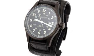 Neighborhood x Hamilton Khaki Wrist Watch – A Detailed Look