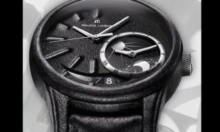 Neil Barrett x Maurice Lacroix Pontos Décentrique GMT Watch
