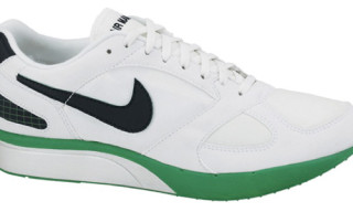 Nike Air Mariah ND White/Green Fall 2010
