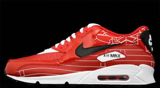 Nike Air Max 90 Qs Quot World Expo Quot Shanhai Highsnobiety