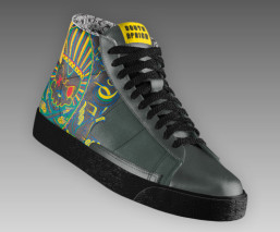 best website 99fa7 4187b ... artist edition id highsnobiety ... Nike Blazer Hi ...