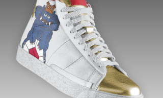 """Nike Blazer Hi """"Artist Edition"""" iD"""
