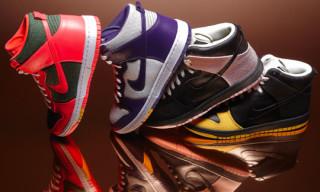 Nike Sportswear x Maharam Dunk Hi Pack Fall 2010