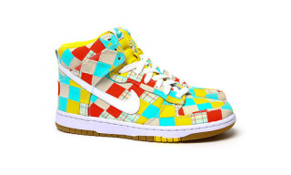 "Nike Dunk Hi ""Patchwork"" Summer 2010"