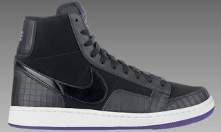 Nike Dynasty81 Black/Purple