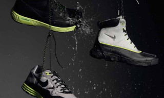 Nike ACG Lunarboot and Lunar Wood Holiday 2010