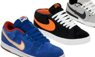 Nike SB June 2010 Footwear Releases