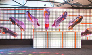 "Nike Stadium London: ""Pixaramic"" & More by The Wilson Brothers"