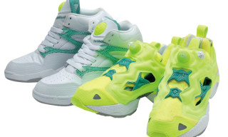 Reebok Pump Respect Pack Summer 2010