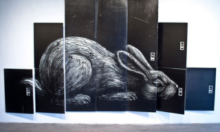 ROA Gallery Opening at Factory Fresh Brooklyn