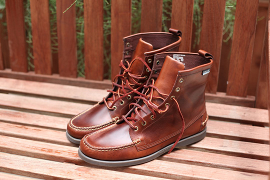 Ronnie Fieg x Sebago LightHouse Boot | Highsnobiety