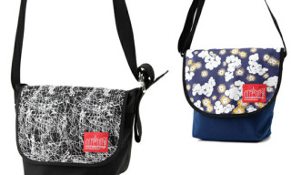 Silas x Manhattan Portage Fall 2010 Bags