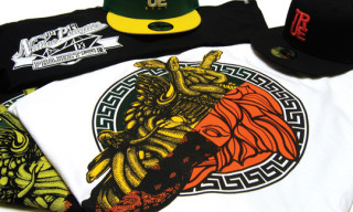 True x Crooks & Castles: Native Leagues Project Volume 3
