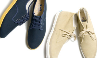 U.S. Keds Summer 2010 Footwear Collection