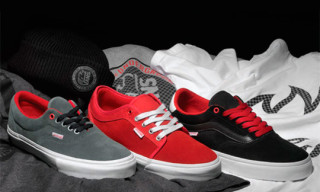 Vans x Spitfire Fall 2010 Capsule Collection
