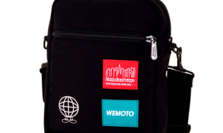 Wemoto x Manhattan Portage Bag