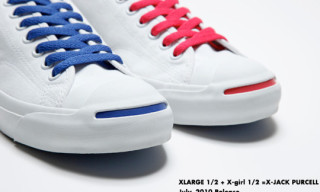 XLarge x X-Girl x Converse Jack Purcell – Another Preview