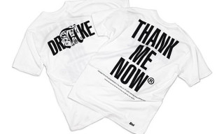 "ALIFE x Drake ""Thank Me Now"" T-Shirt & Alife Session"
