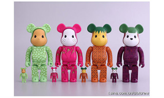CLOT x Levi's x Medicom Toy Be@rbrick Summer Fruit Collection