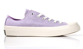 Converse First String Chuck Taylor – Purple Chambray