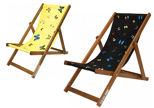 sc 1 st  Highsnobiety & Damien Hirst Deck Chairs | Highsnobiety