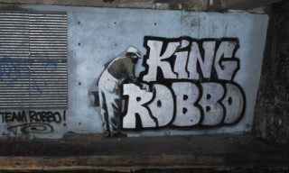 Juxtapoz Interview with Robbo: On Banksy, Graffiti and More