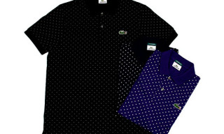 Lacoste x Beauty & Youth Dot Polo Shirts