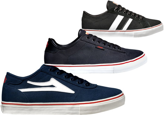 new styles 92036 efc74 durable modeling Lakai Summer Fall 2010 Lean Collection Highsnobiety