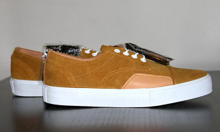 Vans Syndicate Zero Lo by Luke Meier – Brown Colorway