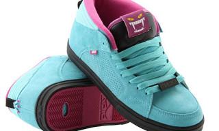 Mishka x Adio Vengeance Mid Skate Shoe