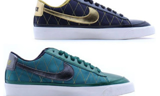 Nike Blazer Low Quilted Satin