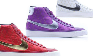 Nike Blazer Mid Quilted Satin