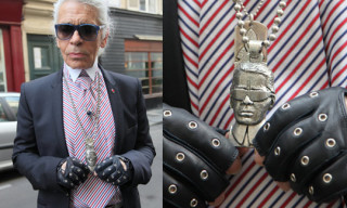Nous Sommes x Karl Lagerfeld