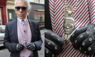 Nous Sommes x Karl Lagerfeld