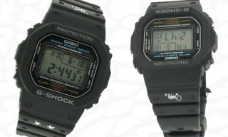 Oqium x Casio G-SHOCK DW-5600 Watch