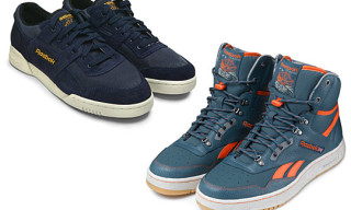 Reebok Outdoor Pack Fall/Winter 2010