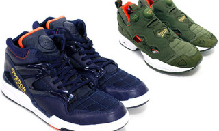 "Reebok Pump ""Flight Jacket"" Pack"