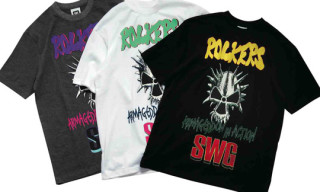 RockersNYC x Swagger 11th Anniversary T-Shirt