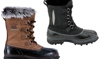 Sorel Fall/Winter 2010 Limited Edition Caribou Boots