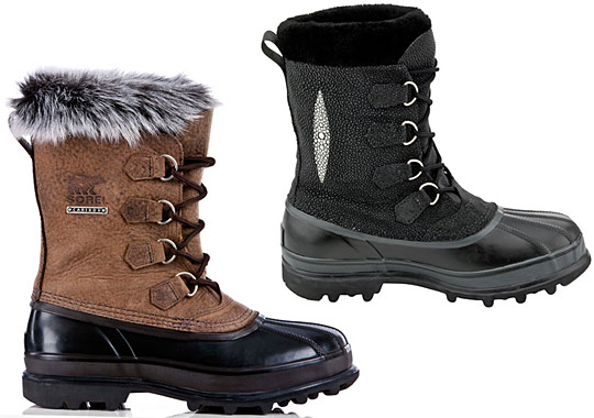 Sorel Boot Liners >> Sorel Fall/Winter 2010 Limited Edition Caribou Boots | Highsnobiety