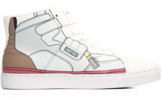 Stampd' LA Steezy Hi Sneakers