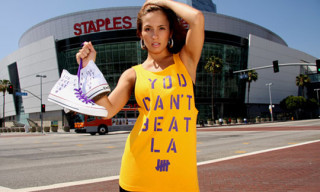"UNDFTD ""You Can't Beat LA"" Tees & Chuck Taylors"