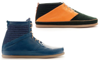 VOLTA Spring/Summer 2011 Footwear Collection