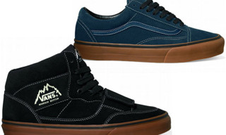 Vans Fall 2010 Gum Pack – Old Skool & Mountain Edition