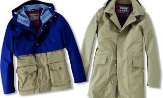 Woolrich Spring/Summer 2011 Outerwear Preview