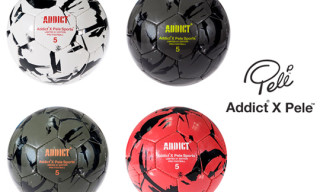 Addict x Pele Limited Edition Footballs