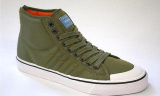 adidas x Porter Nizza Hi – Khaki Colorway