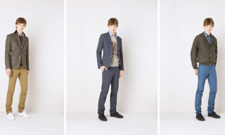 A.P.C. Pre-Collection Fall/Winter 2010